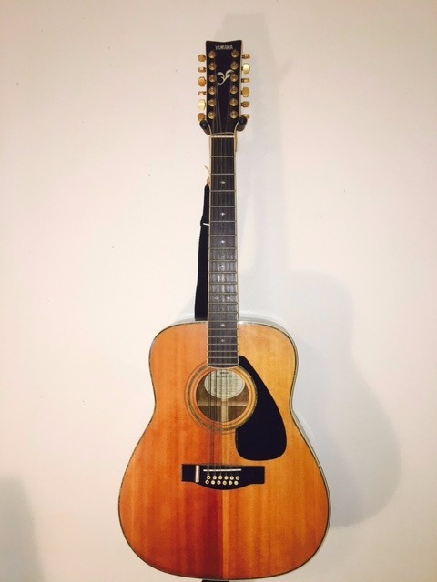 Yamaha 12 String