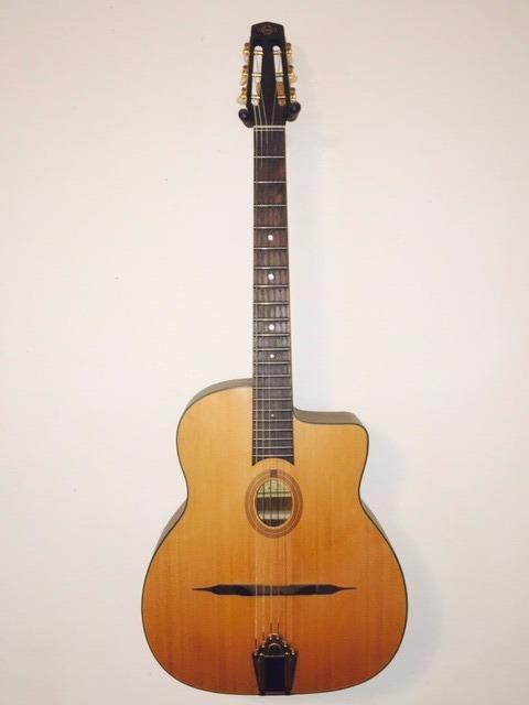 Cigano Gypsy Jazz Guitar