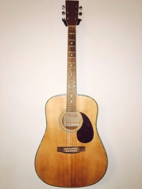 Woods Acoustic (Nashville Tuning)