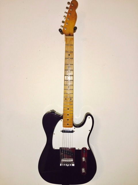 Fender American Standard Telecaster (With Custom Neck)