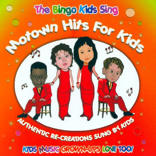 Bingo Kids Motown Hits For Kids