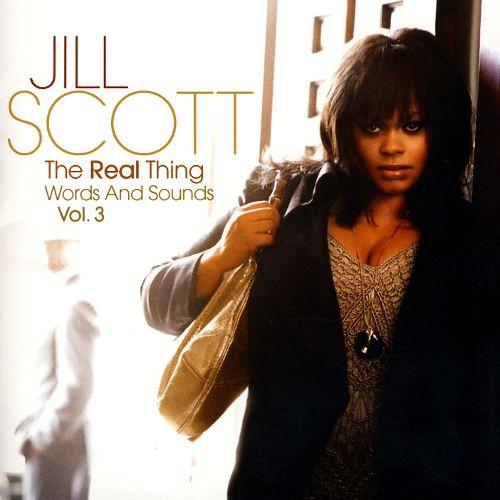 Jill Scott Real Thing